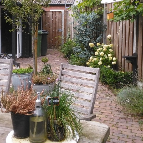 Landelijke tuin, Wagenberg