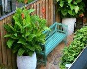 Mediterraanse tuin, Made