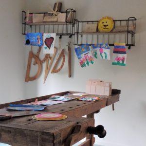 Knutsel-ruimte|kinderdagverblijf-intrichting|BSOruimtes|interieurkinderopvang|interieurBSO|Buitenschoolseopvang