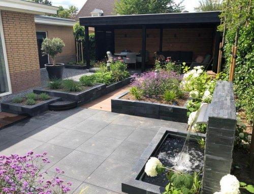 Tips voor een onderhoudsvriendelijke tuin. (Senior)